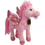 """Мягкая игрушка """"Пони с крыльями"""", розовая, МУЛЬТИ-ПУЛЬТИ"""