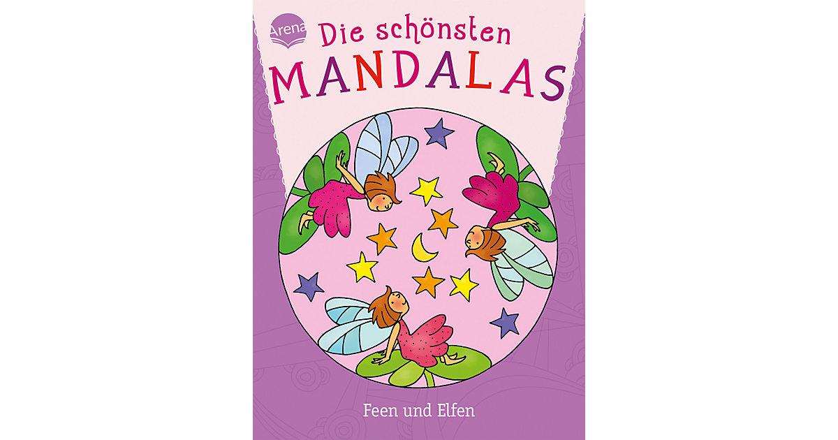 Buch - Die schönsten Mandalas: Feen und Elfen