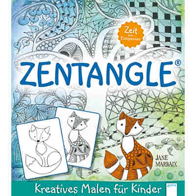 Zentangle - Kreatives Malen für Kinder