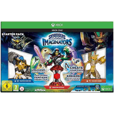 XBOXONE Skylanders Imaginators Starter Pack