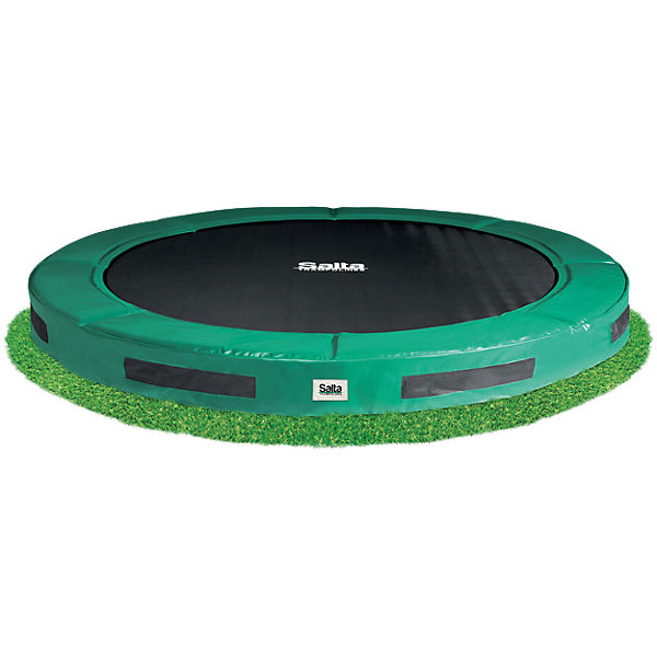 Salta Excellent Ground Trampolin - 366cm, grün