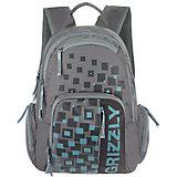 Grizzly Рюкзак школьный, серый