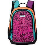 Grizzly Рюкзак школьный Леопард