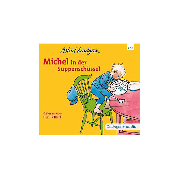 Michel in der Suppenschüssel, 1 Audio-CD