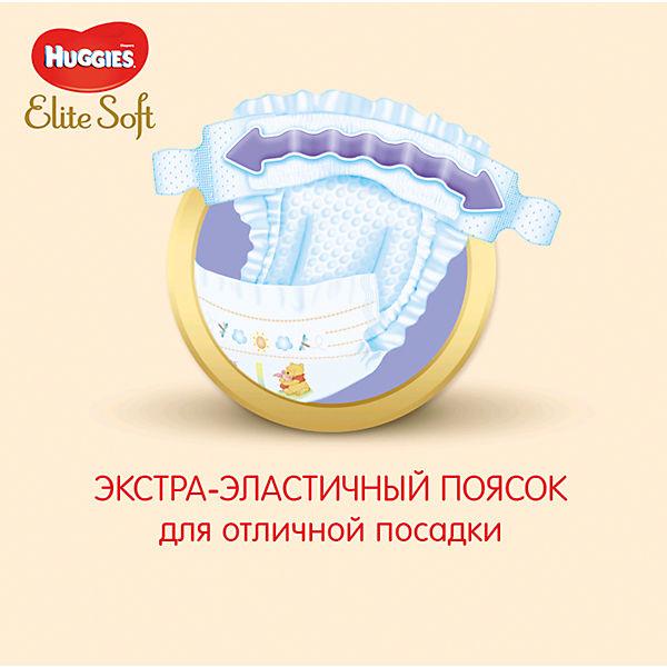 Подгузники Huggies Elite Soft 5, 12-22 кг, 56 шт.