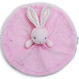 Заяц комфортер круглый розовый, коллекция Жемчуг, Kaloo
