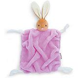 Заяц комфортер розовый, коллекция Плюм, Kaloo