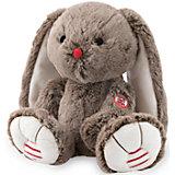 Мягкая игрушка Заяц средний шоколадный, коллекция Руж, Kaloo