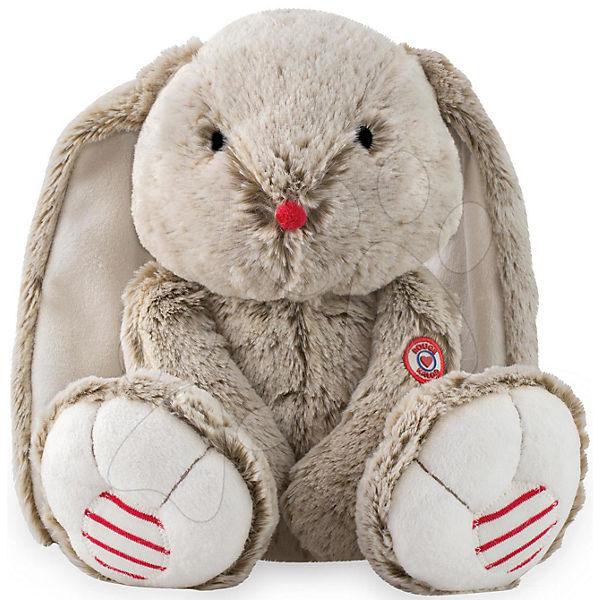 76Игрушка мягкий заяц