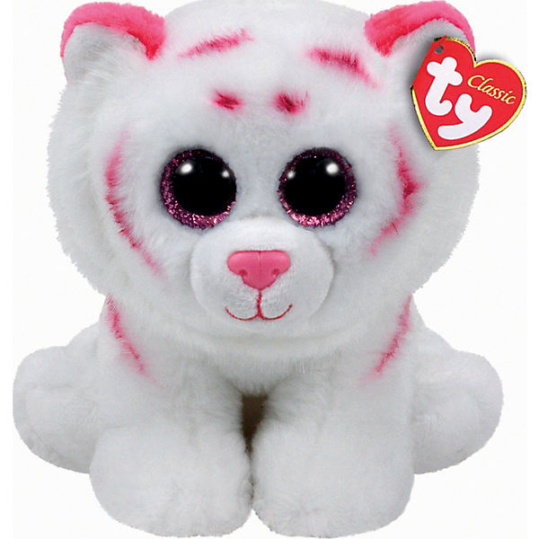 Classics Tiger Tabor 33cm pink weiss