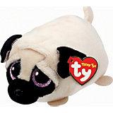 "Мягкая игрушка ""Щенок Candy, 10 см"", Teeny Tys, Ty"