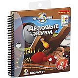 """Магнитная игра для путешествий """"Деловые жуки"""", Bondibon"""