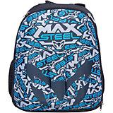 Ортопедический рюкзак, Max Steel