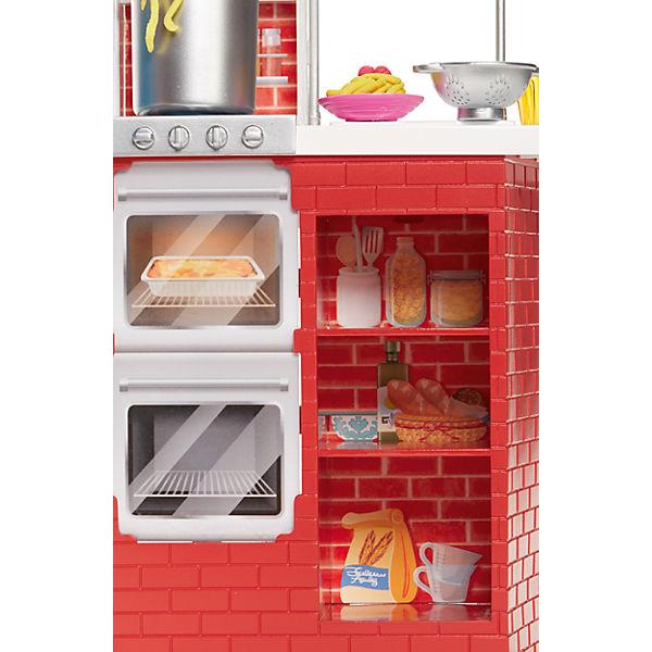 """Игровой набор """"Шеф итальянской  кухни"""" с куклой, Barbie"""