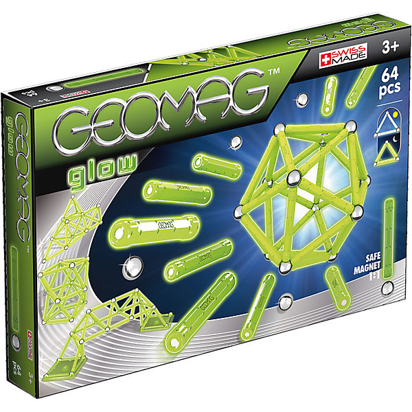 Geomag Color GLOW 64
