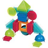 Конструктор игольчатый в коробке , 112 деталей, Bristle Blocks