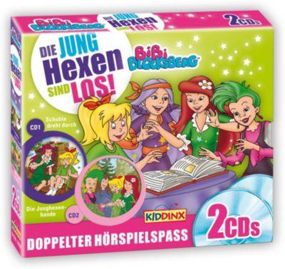 Knister Hexe Lilli Auf Der Jagd Nach Dem Verlorenem Schatz