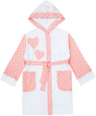 Халат для девочки KotMarKot - розовый