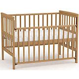 Детская кровать-трансформер 800, Фея, медовый