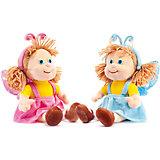 Кукла-бабочка в розовом, музыкальная, LAVA