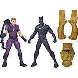 Набор из 2 фигурок Мстителей Hawkeye vs Black Panther