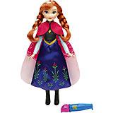 Кукла Анна в наряде с проявляющимся рисунком, Холодное Сердце