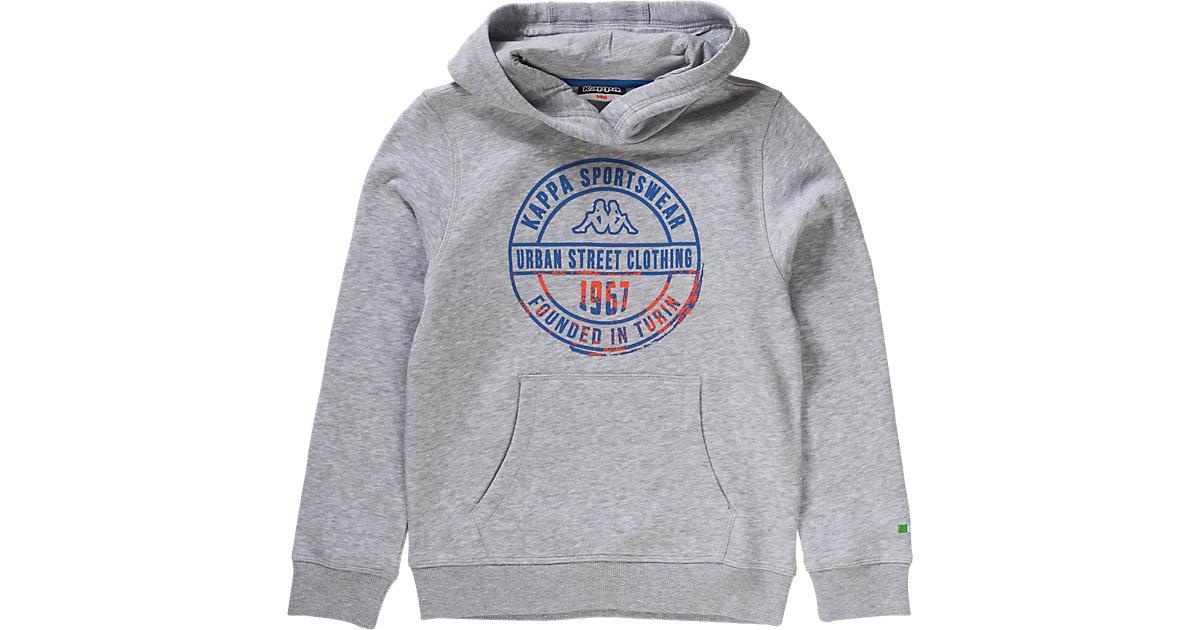 Sweatshirt ZENO grau Gr. 176 Jungen Kinder