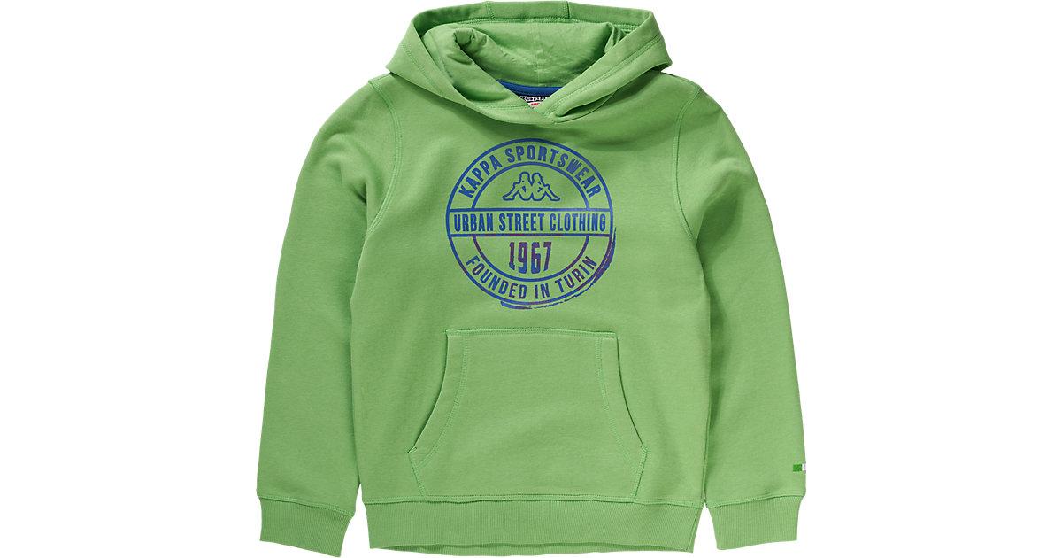 Sweatshirt ZENO grün Gr. 176 Jungen Kinder