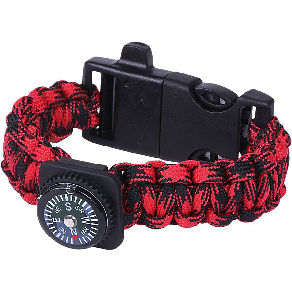 Expedition Natur - Survival-Armband, sortiert