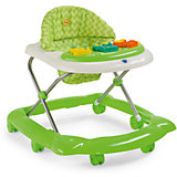Ходунки Pioneer, Happy baby, зеленый
