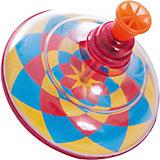 Юла прозрачная, большая, Madex toys