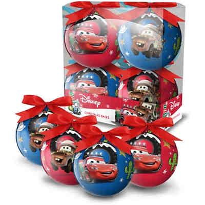 Disney cars autojagd farbwechsel frank disney cars mytoys for Disney weihnachtskugeln
