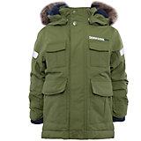 Куртка-парка Nokosi DIDRIKSONS