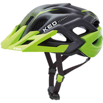 Fahrradhelm Status Jr. Green Black Matt