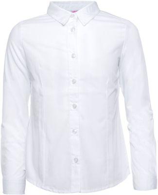 Блузка для девочки SELA - белый
