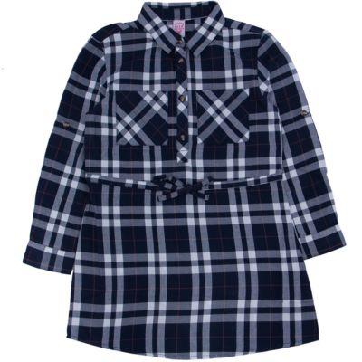 Блузка для девочки SELA - синий