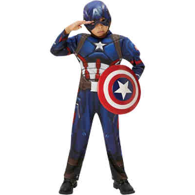 Kostüm Captain America Deluxe Civil War