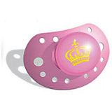 Пустышка Petit Royal Pink, Elodie Details, розовый