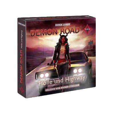 Demon Road: Hölle und Highway, 8 Audio-CDs