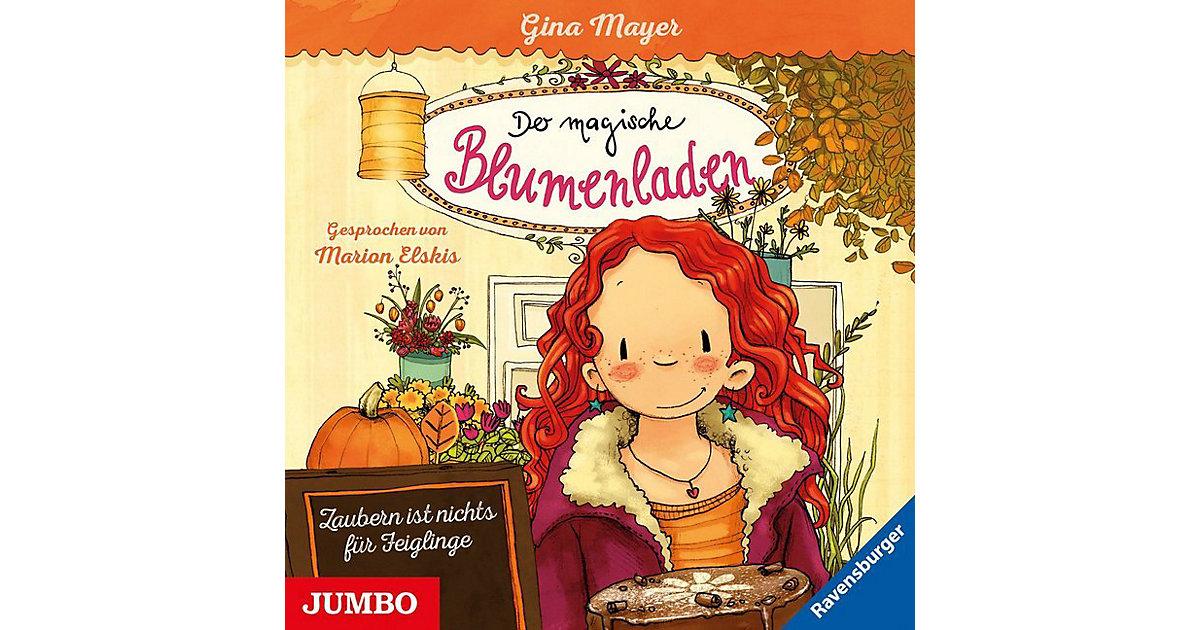 Der magische Blumenladen: Zaubern ist nichts Feiglinge, 1 Audio-CD Hörbuch Kinder