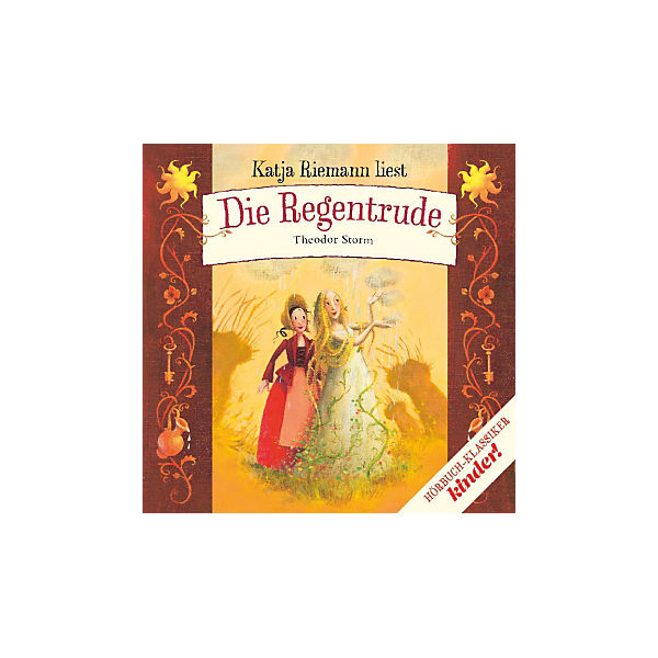 Die Regentrude, 1 Audio-CD