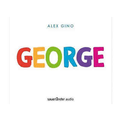George, 3 Audio-CDs