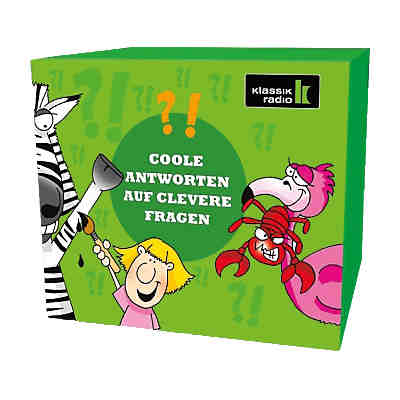 Kids Academy Box Klassik Radio, 8 Audio-CDs