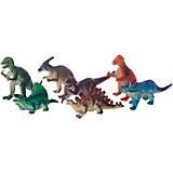 Набор из 7-и динозавров, 12,5см, Играем вместе