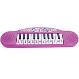 """Пианино """"Принцессы (6 песен, 13 клавиш)"""", Умка"""