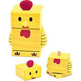 Пирамидка Цыпленок, Мир деревянных игрушек