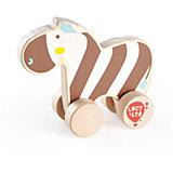 Каталка Зебра, Мир деревянных игрушек