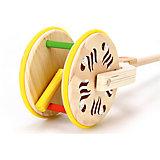Каталка  с пальцами, Мир деревянных игрушек