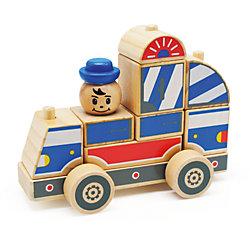 Автомобиль-конструктор 1, Мир деревянных игрушек