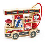 Автомобиль-конструктор 2, Мир деревянных игрушек